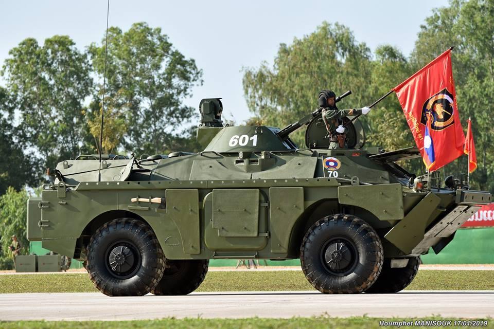 L'Armée populaire lao / forces armées du Laos _12f1227