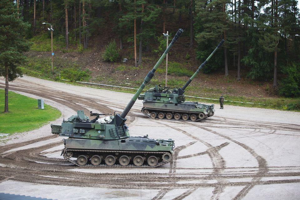 Armée Finlandaise / Finnish Defence Forces / puolustusvoimat - Page 11 _12f1281