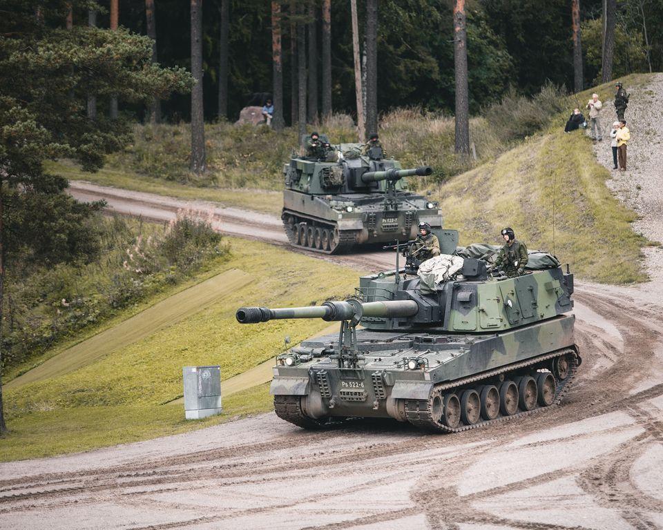 Armée Finlandaise / Finnish Defence Forces / puolustusvoimat - Page 11 _12f1282