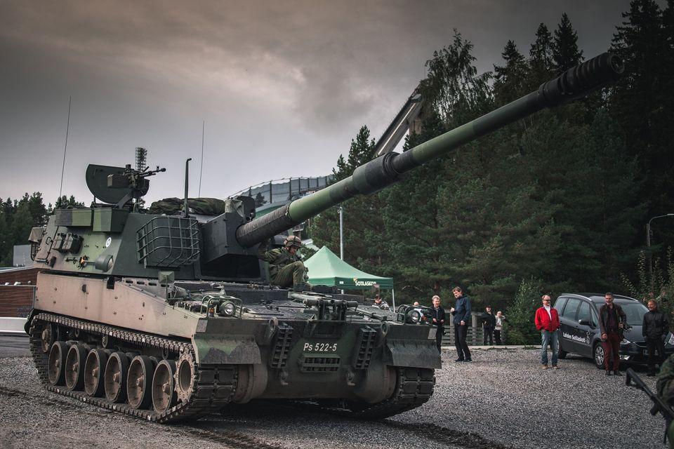 Armée Finlandaise / Finnish Defence Forces / puolustusvoimat - Page 11 _12f1283