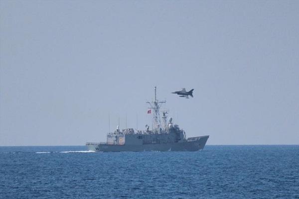 Tensions en Méditerranée Orientale  - Page 6 _12f1293