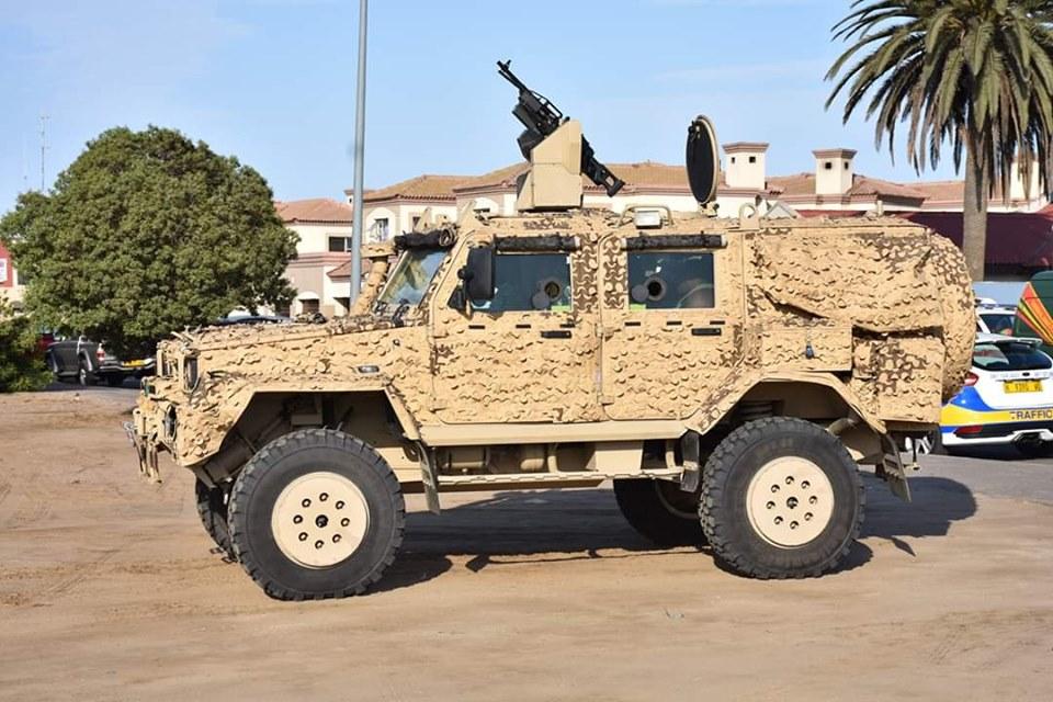 Armée Namibienne / Namibia Defence Force _12f164