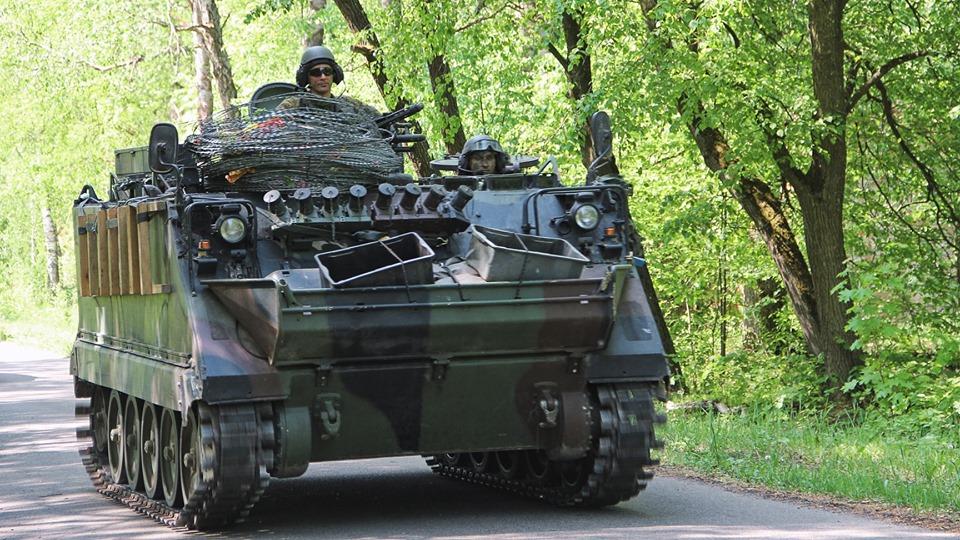 Armée lituanienne/Lithuanian Armed Forces - Page 6 _12f18