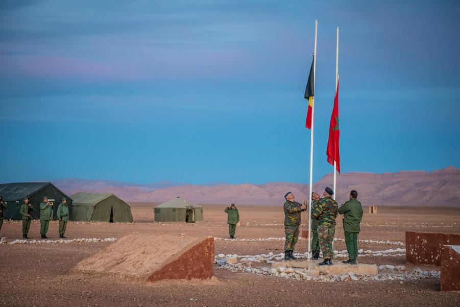 Coopération militaire Maroc-Belgique - Page 2 _12f2173