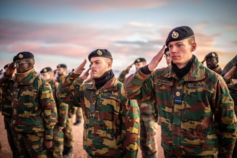 Coopération militaire Maroc-Belgique - Page 2 _12f2174