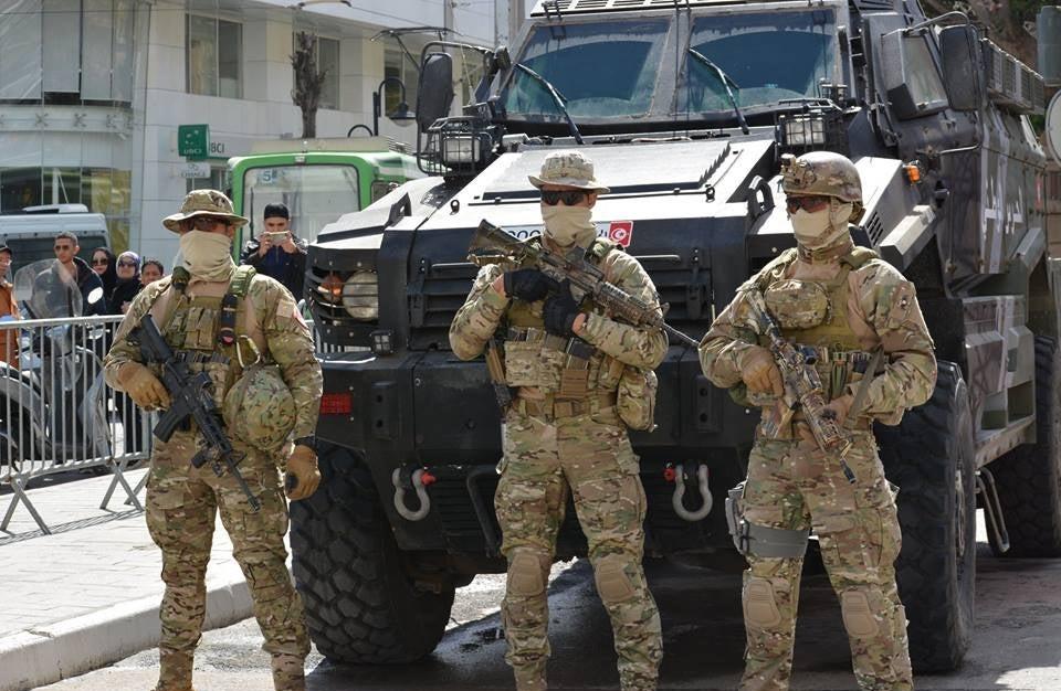 Armée Tunisienne / Tunisian Armed Forces / القوات المسلحة التونسية - Page 17 _12f2204