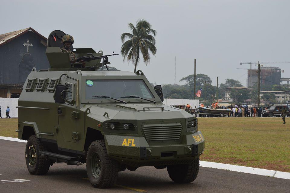 Les Forces Armées du Libéria / Armed Forces of Liberia ( AFL ) _12f2209