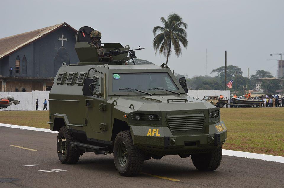 Les Forces Armées du Libéria / Armed Forces of Liberia ( AFL ) _12f2211