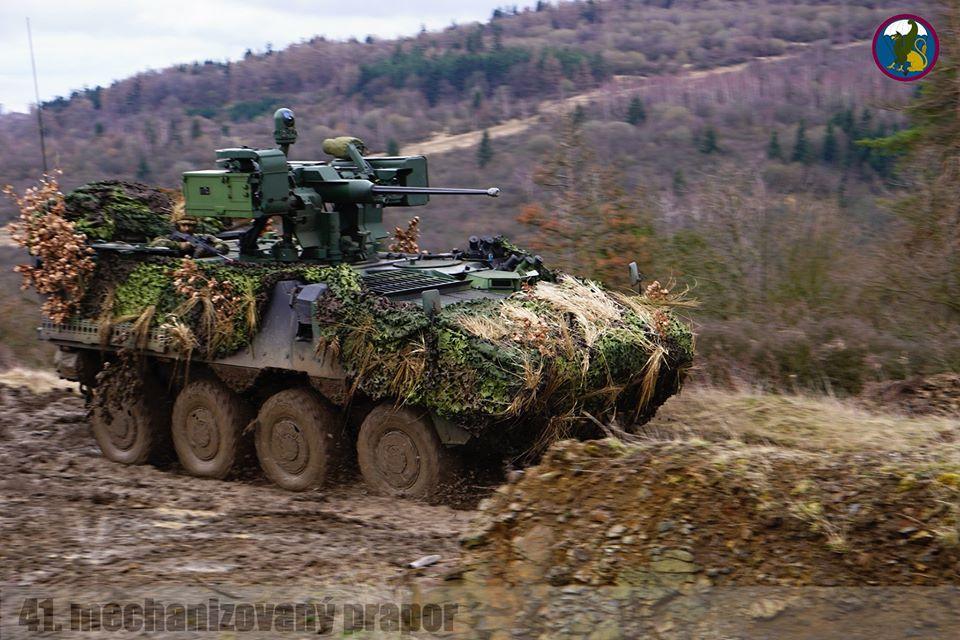 Armée tchèque/Czech Armed Forces - Page 12 _12f2302