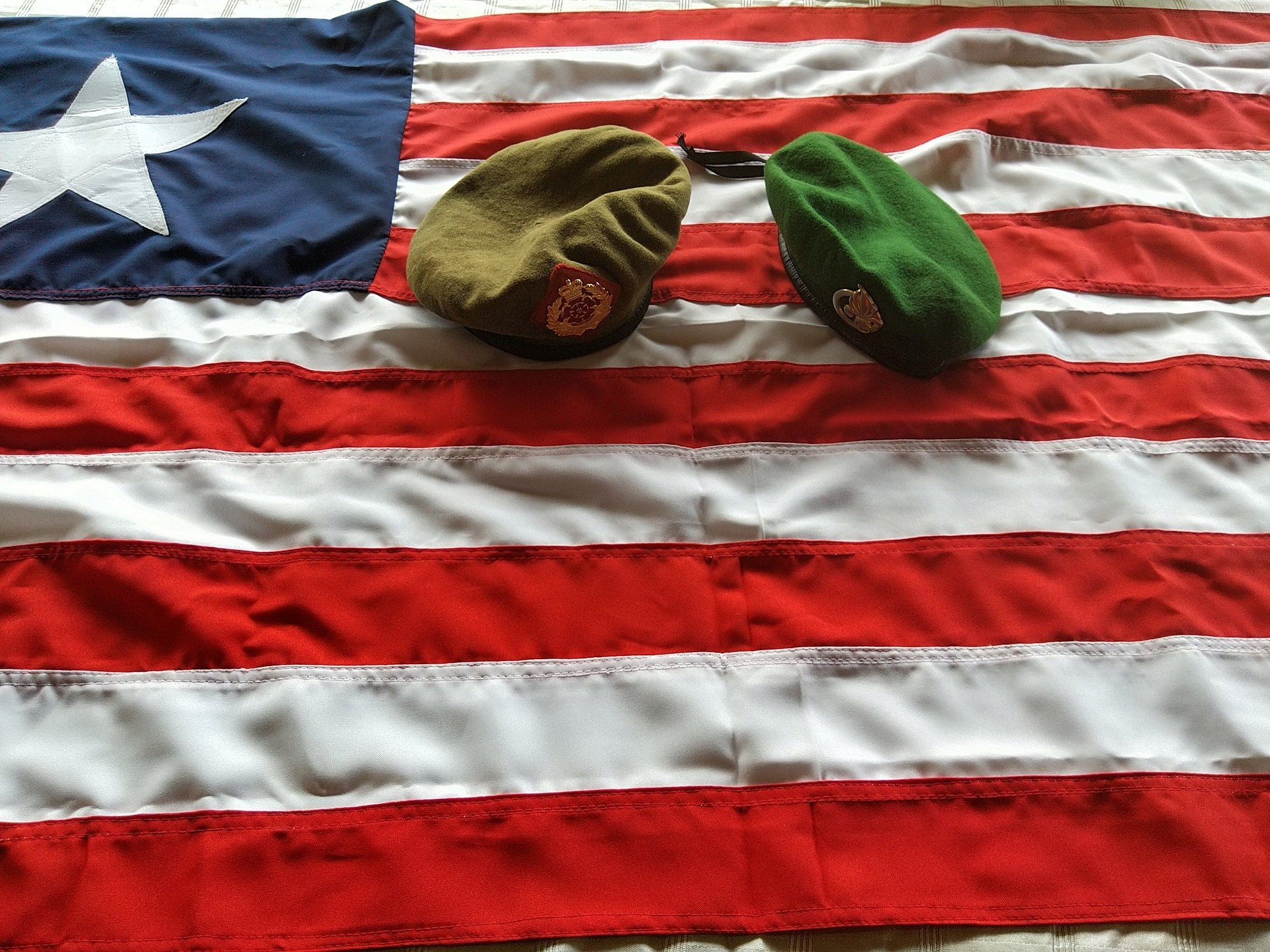 Les Forces Armées du Libéria / Armed Forces of Liberia ( AFL ) _12f231