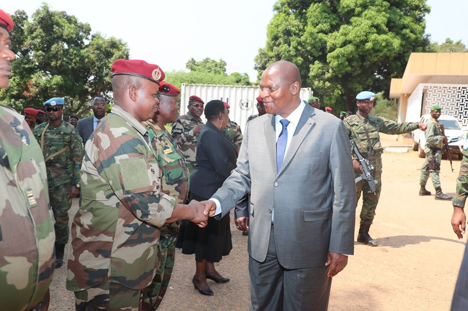 Armées de la République centrafricaine  - Page 10 _12f2a62