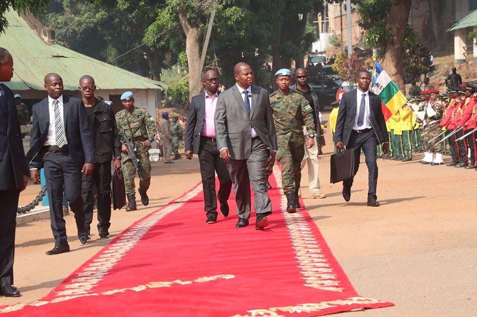 Armées de la République centrafricaine  - Page 10 _12f2a63