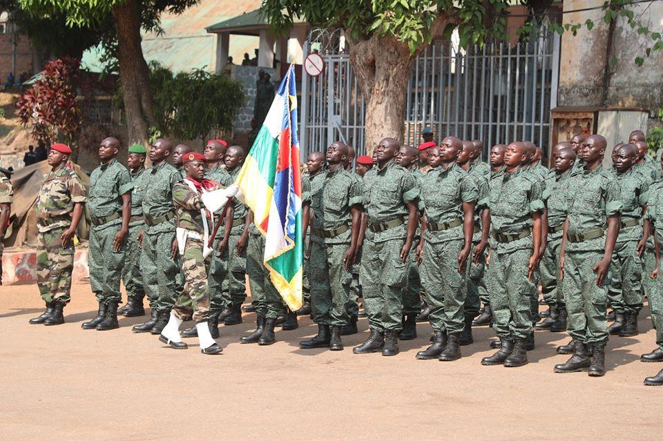 Armées de la République centrafricaine  - Page 10 _12f2a64