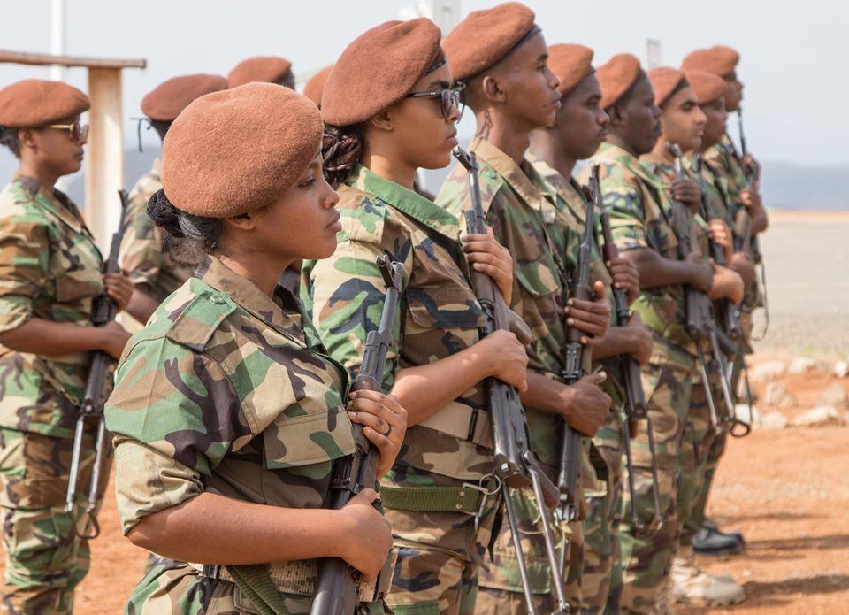 Armée djiboutienne / Djibouti National Army - Page 4 _12f2a96