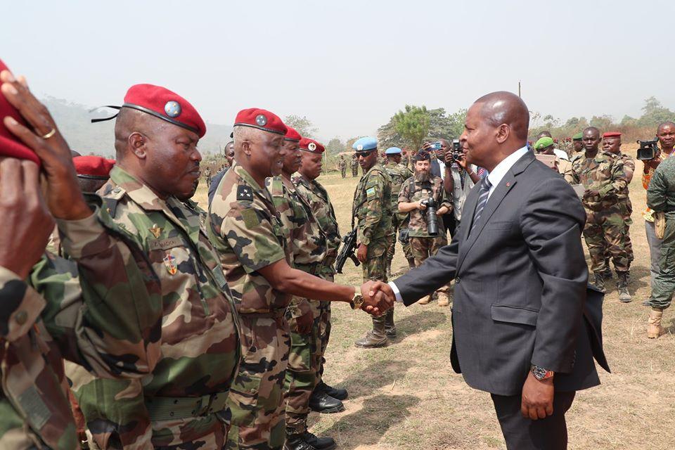Armées de la République centrafricaine  - Page 10 _12f3123