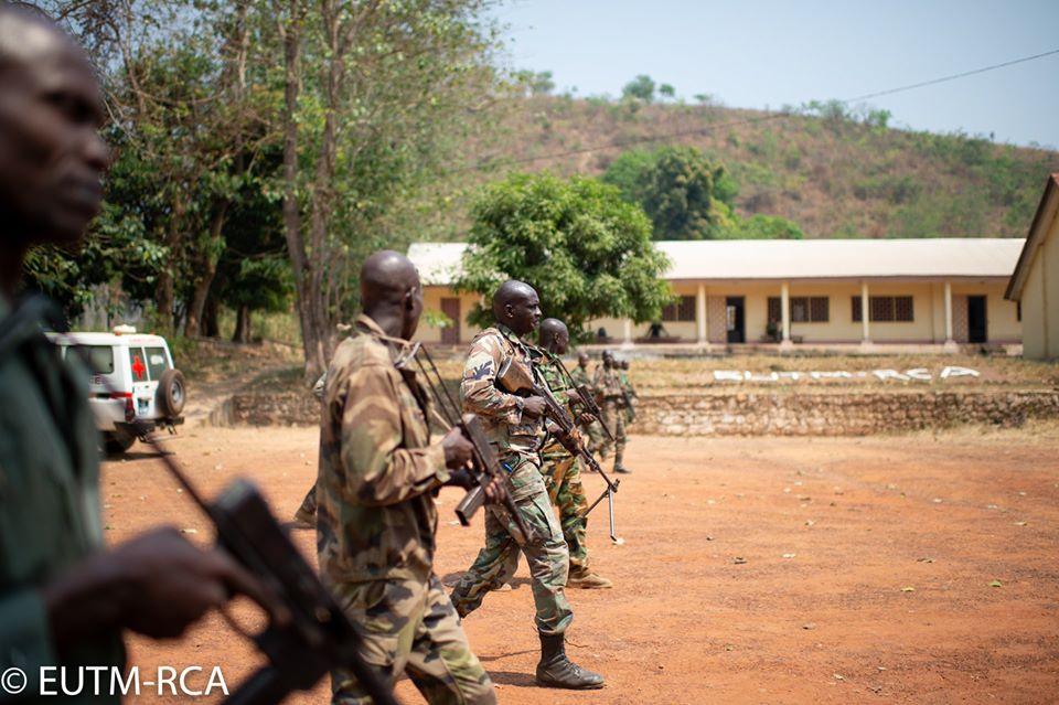 Armées de la République centrafricaine  - Page 10 _12f3194