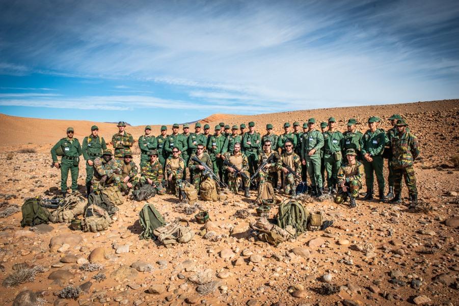 Coopération militaire Maroc-Belgique - Page 2 _12f3221
