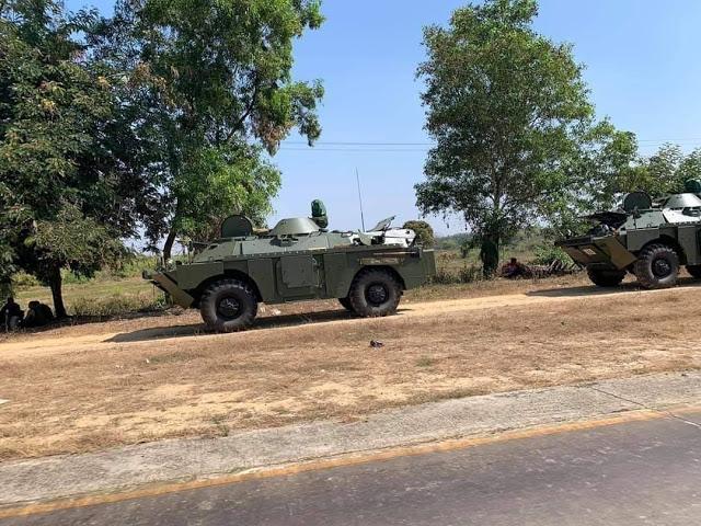 Forces armées birmanes/Myanmar Armed Forces/Tatmadaw - Page 5 _12f3233