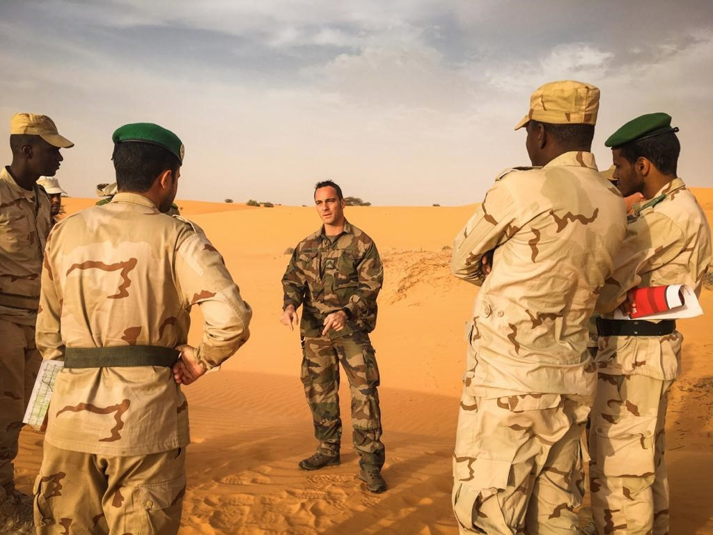 Armée Mauritanienne - Page 12 _12f3257