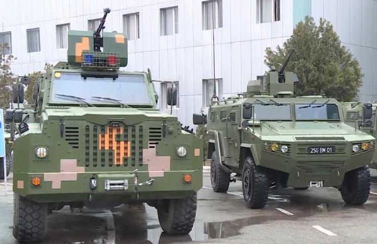 Armée du Tadjikistan / Tajik Armed Forces _12f3291