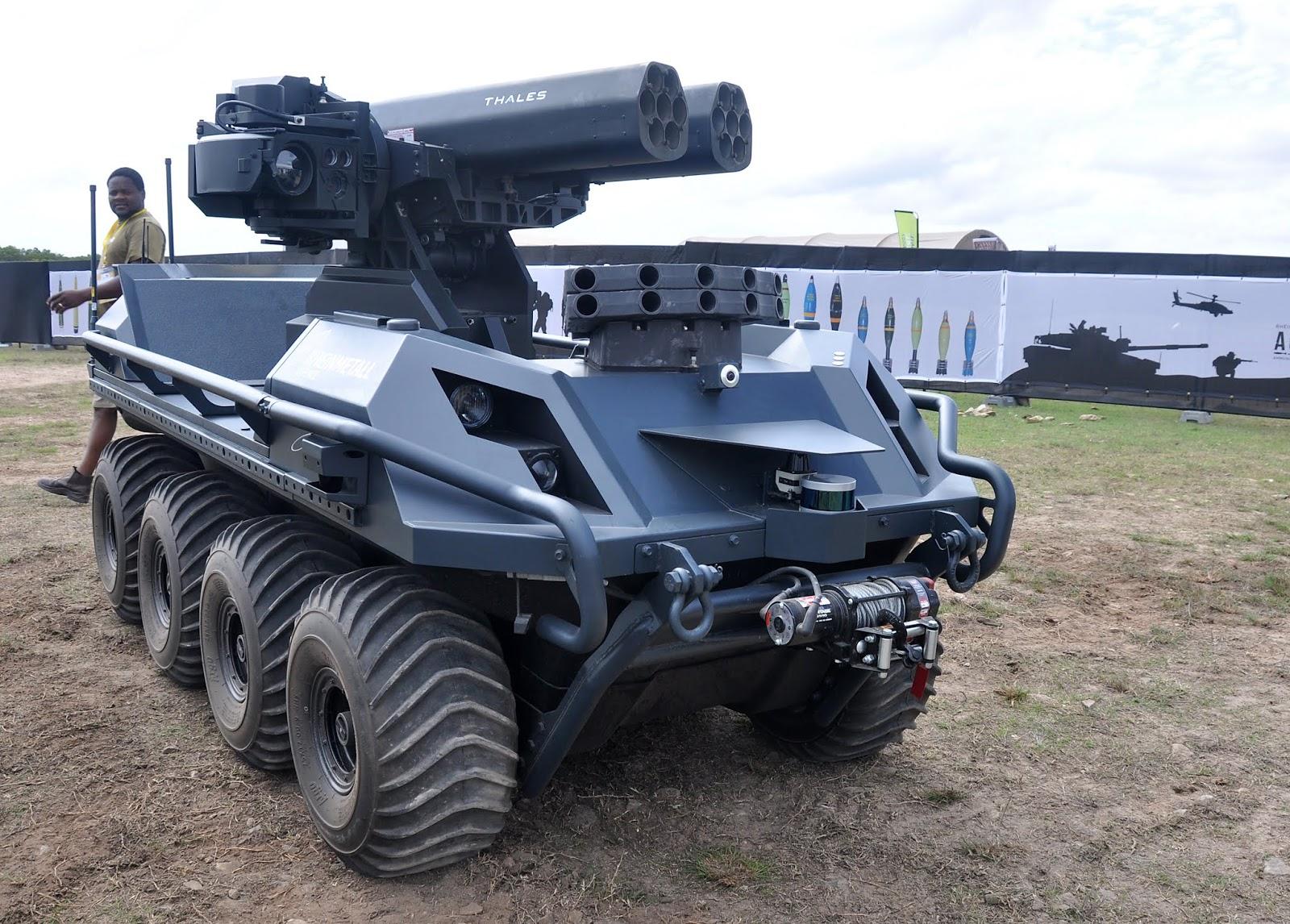 Industrie de defense Allemande / die deutsche Rüstungsindustrie - Page 6 _12f3305