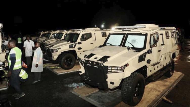 Forces armées d'Haïti (FADH) / Armed Forces of Haiti _12f3318