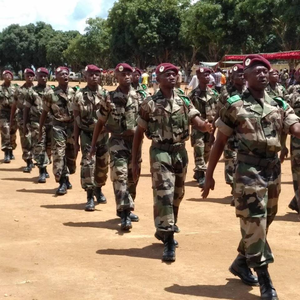 Armées de la République centrafricaine  - Page 10 _12f334