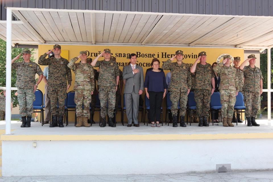Forces armées de Bosnie et d'Herzégovine _12f35