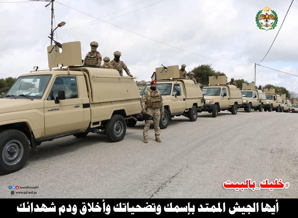 Armée Jordanienne/Jordanian Armed Forces - Page 21 _12f3534