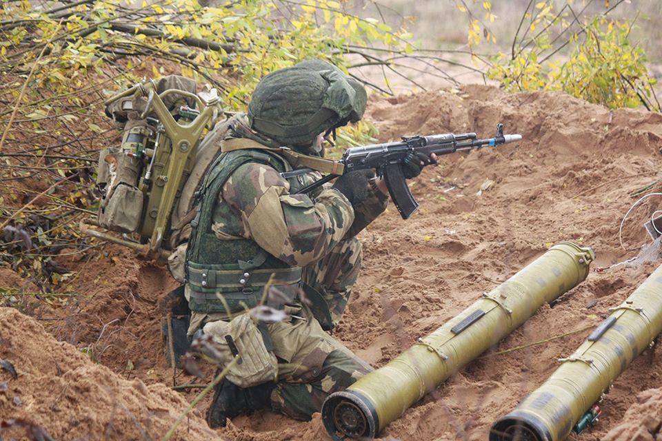 Armée Biélorusse / Armed Forces of Belarus - Page 7 _12f3721