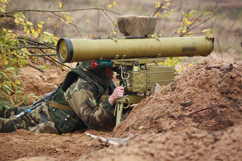 Armée Biélorusse / Armed Forces of Belarus - Page 7 _12f3722