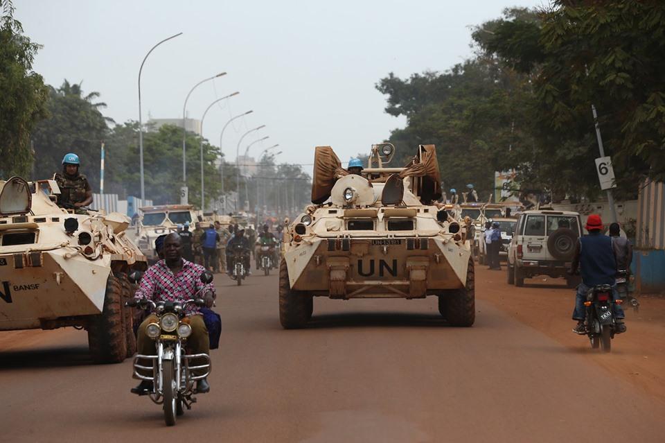 Intervention militaire en Centrafrique - Opération Sangaris - Page 2 _12f38