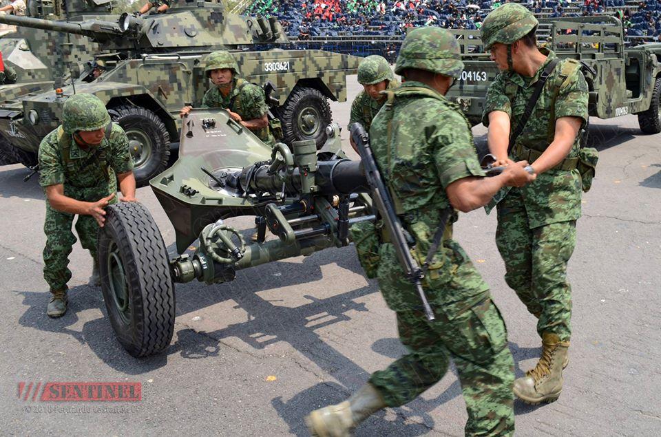 Armée Mexicaine / Mexican Armed Forces / Fuerzas Armadas de Mexico - Page 9 _12f3899
