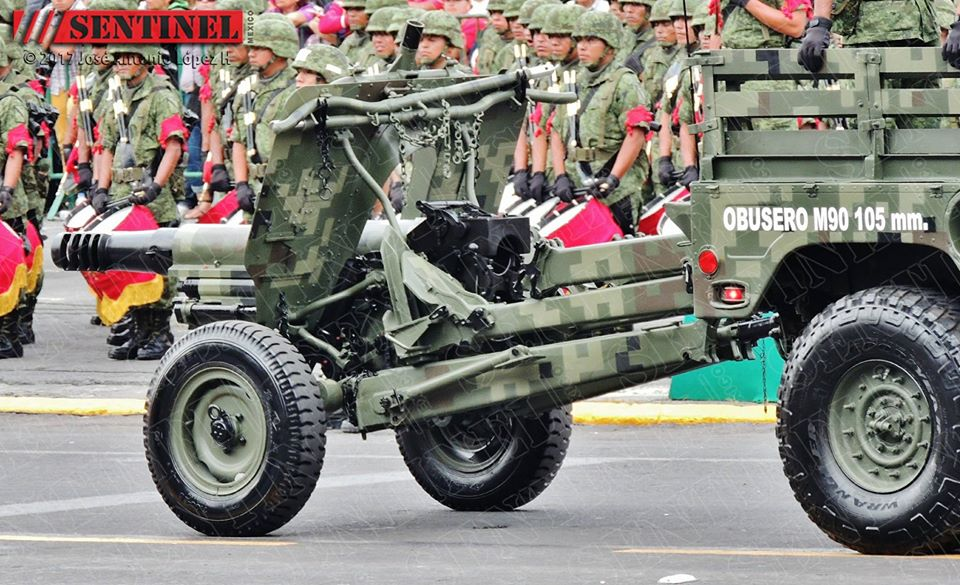 Armée Mexicaine / Mexican Armed Forces / Fuerzas Armadas de Mexico - Page 9 _12f3903
