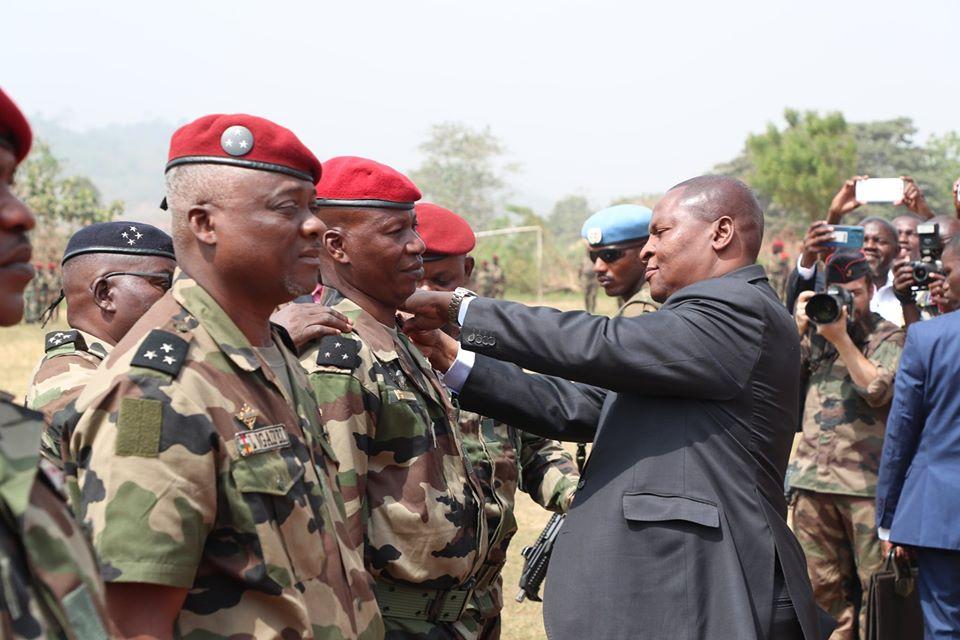 Armées de la République centrafricaine  - Page 10 _12f3a97