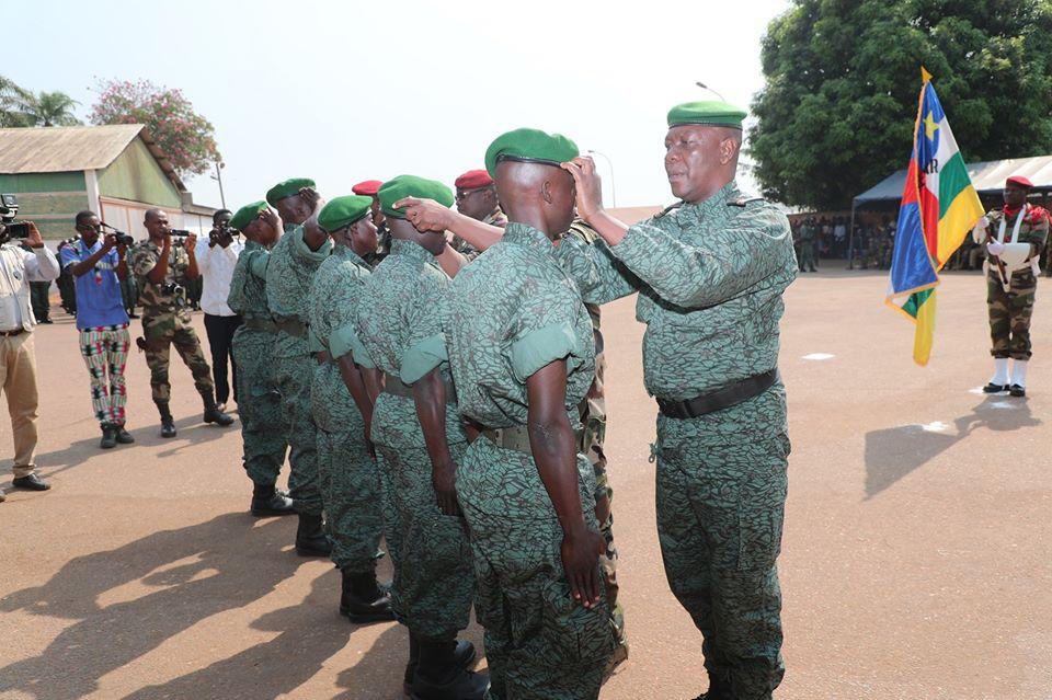 Armées de la République centrafricaine  - Page 10 _12f3c26