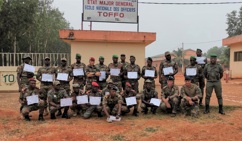 L'Armée du Bénin - Page 2 _12f3c61