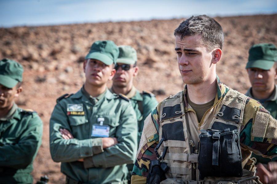 Coopération militaire Maroc-Belgique - Page 2 _12f3c76