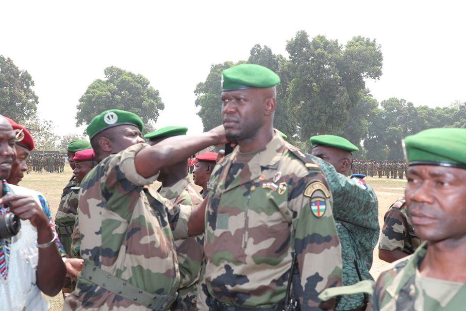 Armées de la République centrafricaine  - Page 10 _12f3e10