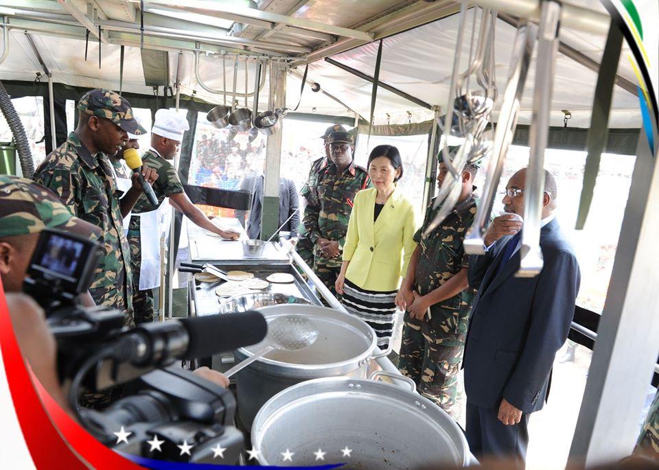 Armée tanzanienne / Tanzania Peoples' Defence Force ( TPDF ) - Page 2 _12f3e29