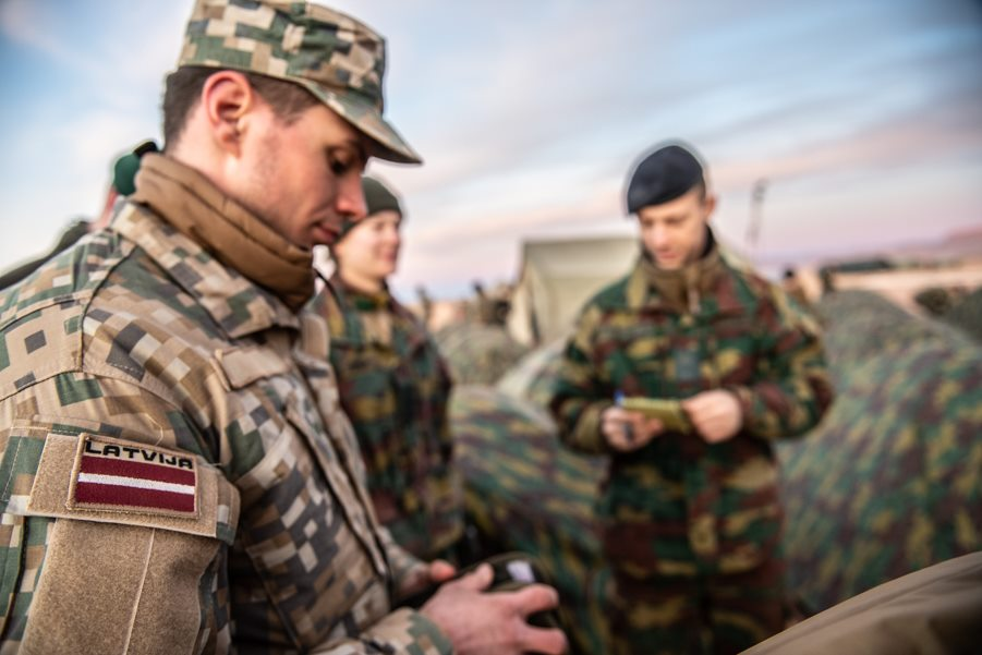 Coopération militaire Maroc-Belgique - Page 2 _12f3e38