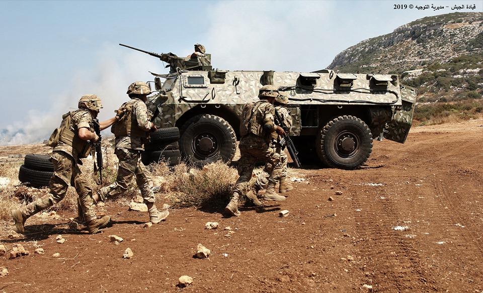 Armée Libanaise / Lebanese Armed Forces (LAF) / القوات المسلحة اللبنانية - Page 22 _12f413