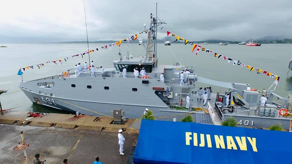 Les Forces militaires de la République des Fidji  /Republic of Fiji Military Forces (RFMF) _12f5145