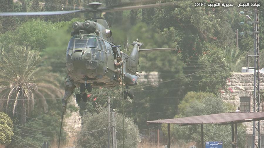 Armée Libanaise / Lebanese Armed Forces (LAF) / القوات المسلحة اللبنانية - Page 22 _12f53