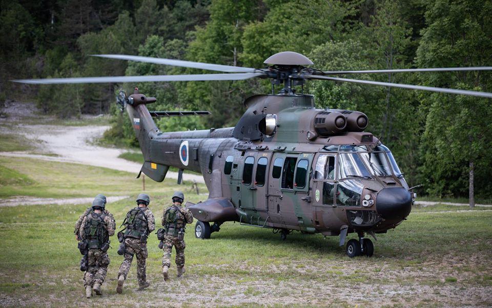Slovenian Armed Forces / Slovenska vojska - Page 4 _12f5414