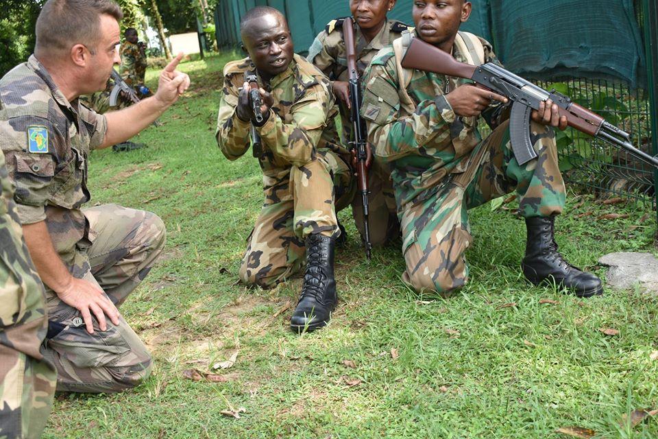 Armées de la République centrafricaine  - Page 10 _12f591