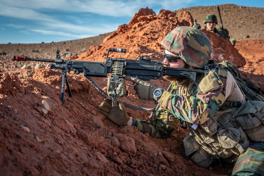 Coopération militaire Maroc-Belgique - Page 2 _12f5a20