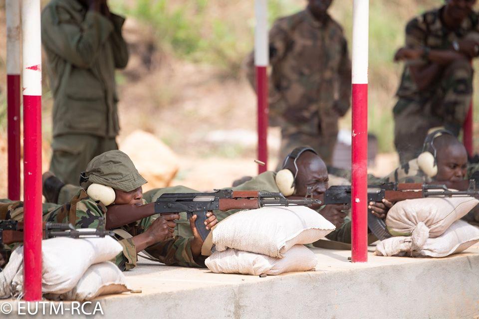 Armées de la République centrafricaine  - Page 10 _12f5a28