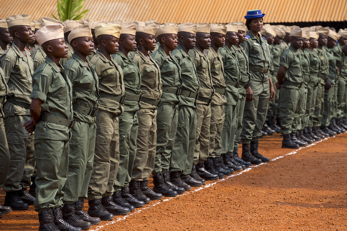 Armées de la République centrafricaine  - Page 10 _12f5a45