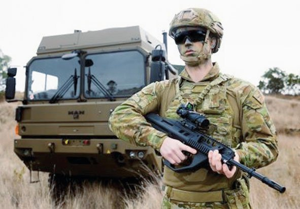Armée Australienne/Australian Defence Force (ADF) - Page 7 _12f6289